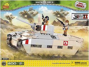 Brytyjski czołg Mk II Matilda