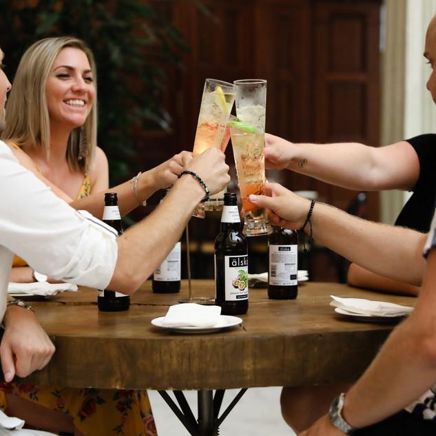 Friends cheers in bar.jpg