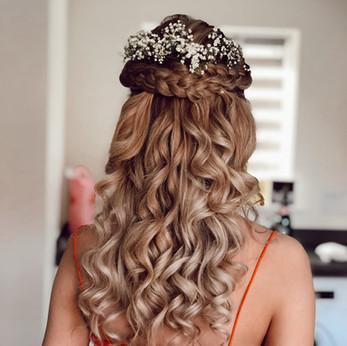 Bridal Hair North Yorkshire