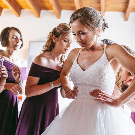 Wedding Make Up © Ohara Photography