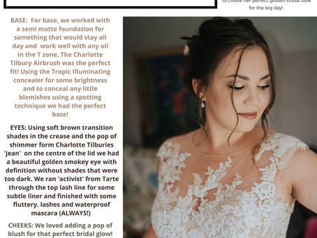 GET THE LOOK! REAL BRIDES