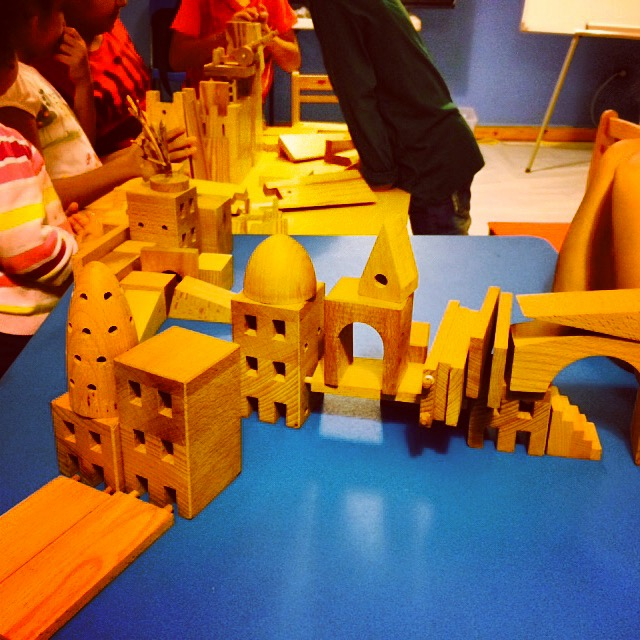city planning with kids