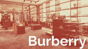 Burberry's reinvention as a tech-led luxury fashion brand