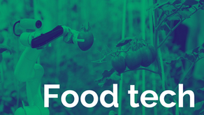Food tech at the table: grab a byte