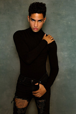 Guillermo Main Modeling