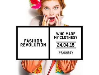Fashion Revolution Day 2015 em Campinas
