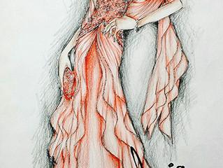 Desenho de Moda na Rubbo