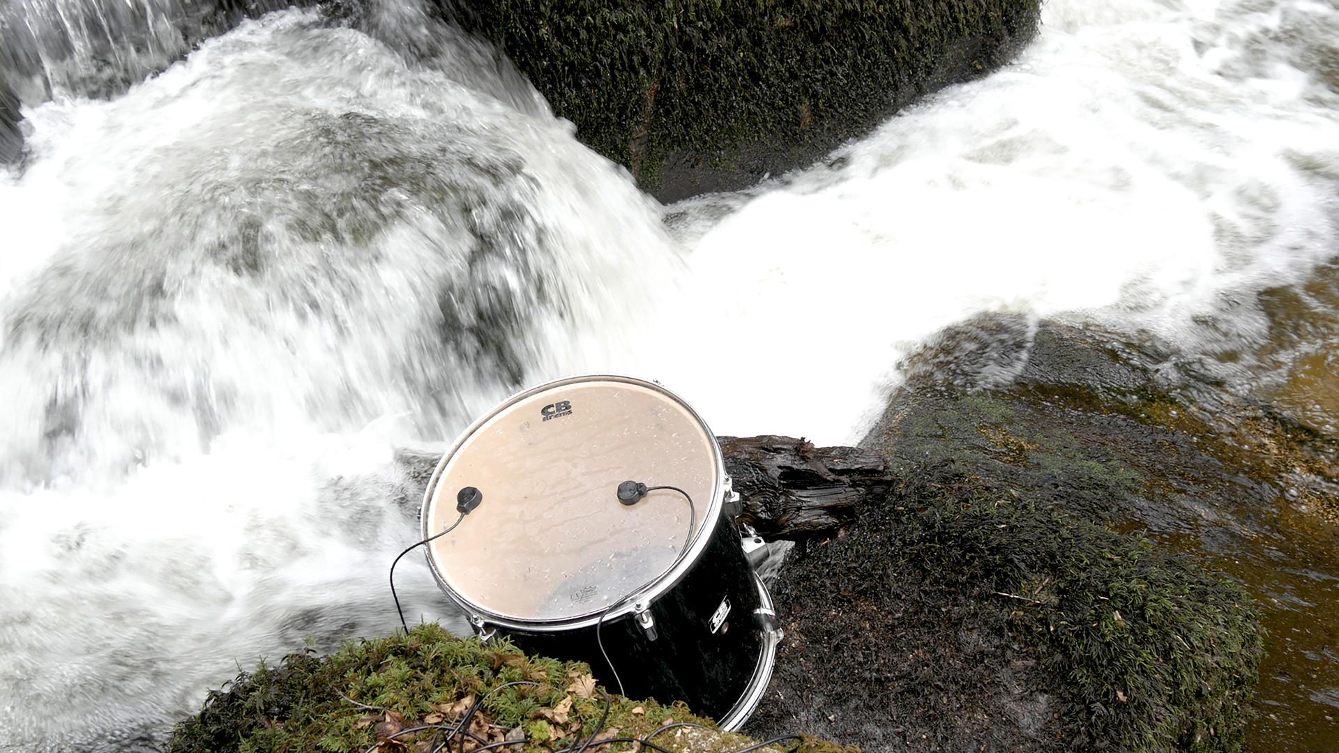 River Beats IV (Floor Tom)