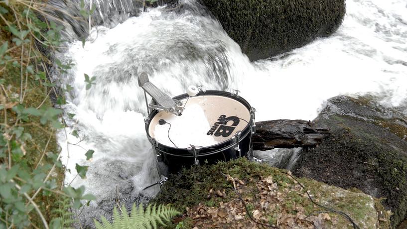 River Beats VII (Bass Drum)