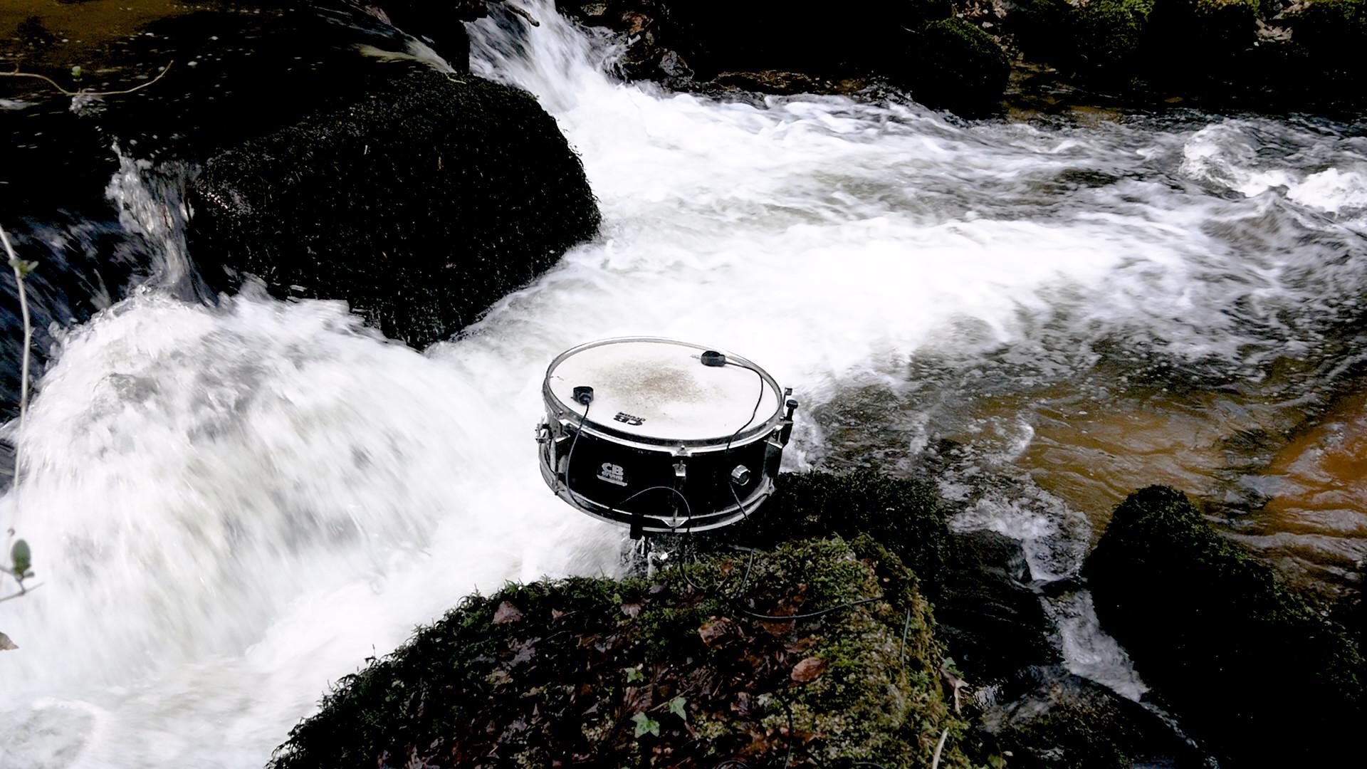River Beats III (Snare Drum)