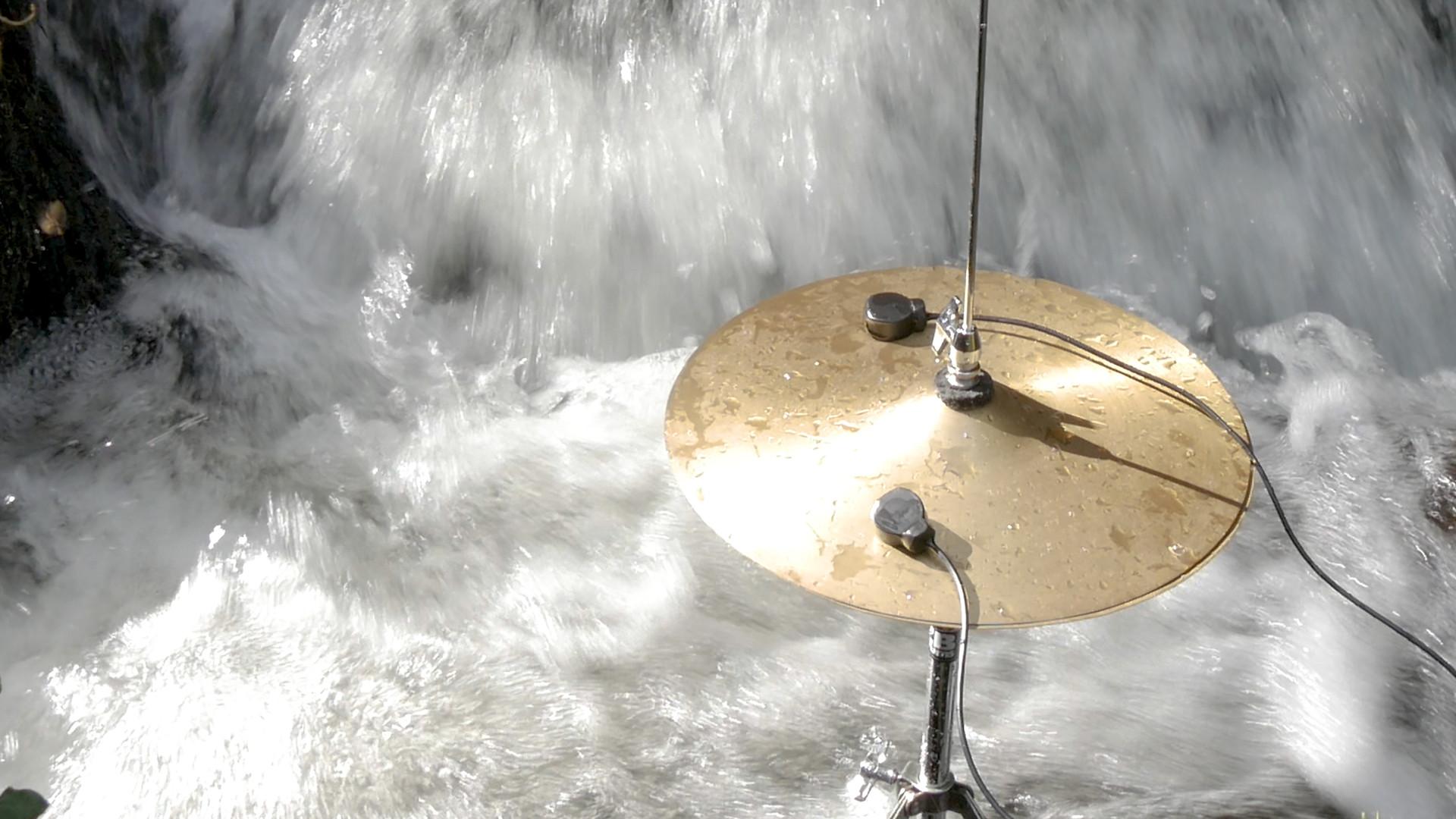 River Beats I (High-Hat)