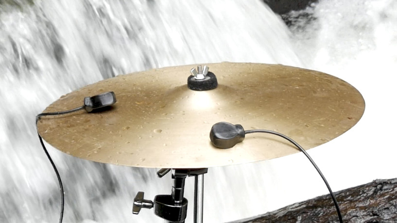 River Beats II (Crash Cymbal)
