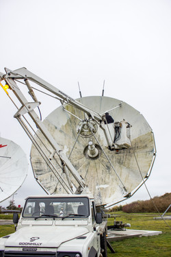 Antenna Farm Cleaning