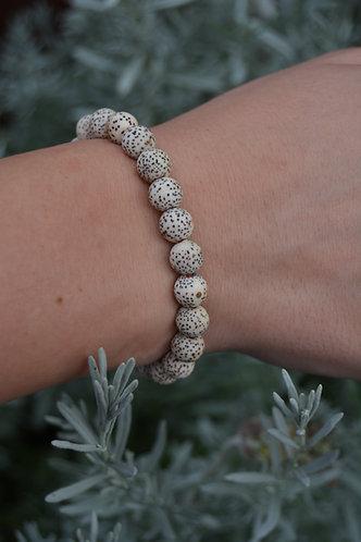 The Lotus Seed Bracelet
