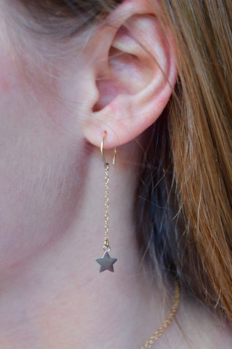The Shooting Star Earring