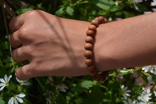 The Sandalwood Bracelet