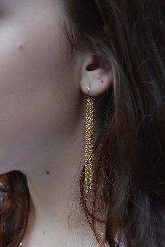 The Fringe Earring