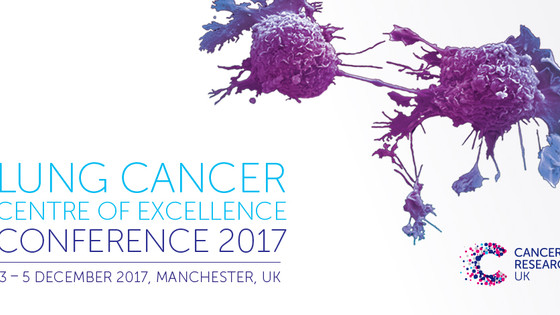 Our lab attends the 2nd Lung Cancer Centre of Excellence Conference in Manchester
