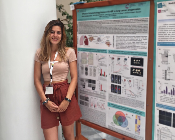 The lab attends the ICSA Conference 2019 in Athens!