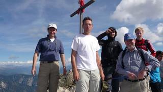 Sept 2010 – Ferienakademie, South Tirol, Italy – Zohar, Stefan Kollmannsberger, Hagen Wille Ernst Rank & students