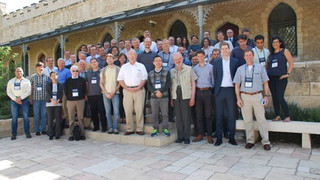 June 2016 – HOFEM16 conference organized by E. Rank, A. Duester, A. Reali and myself – Jerusalem, Israel.