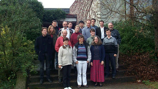 The participants of the workshop on Analytical and Numerical Treatment of Singularities …    in Oberwolfach – Germany, Nov. 2002