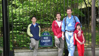 Apr-May 2008 – Visiting Univ Paris 6 for 3 weeks with the family.