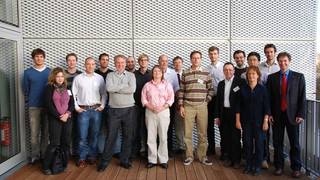 Nov 2010 – The International Workshop on Bone simulation, experimentation and  their applications in clinical practice, IAS, Garching – Majority of the participants