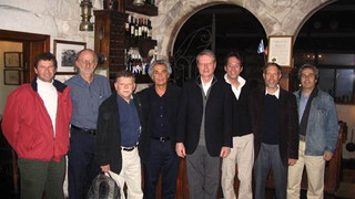 Mar 2007 – Left –ZY, E. Or, M. Engelman, P. Bar-Yosef, E. Ramm and son, D. Givoli, I. Harari at the Shmura.   Right -  ZY and E. Ramm on a tour at Mezzada.  After ISCM-22 hosted at the Technion –Haifa, Israel