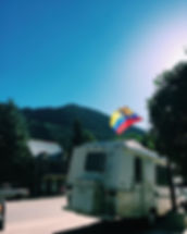 Ecuador flag spotted all the way in western Colorado.jpg
