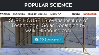 walkTHIShouse on Popular Science!