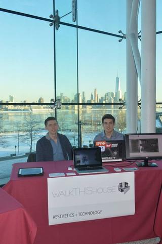 walkTHIShouse at Stevens' Entrepreneur Expo