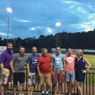 Proud Sponsors of Young Professionals Network Baseball Outing