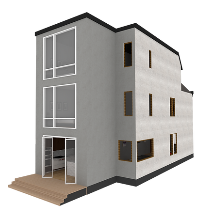 walkthishouse, nest seekers, 3d desing, 3d rednerings