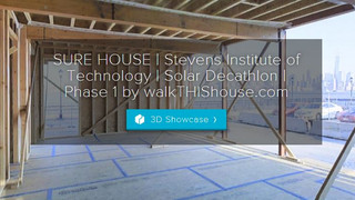 Solar Decathlon Interactive 3-D Model Phase 2