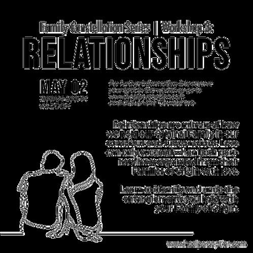 Relationship Workshop Video - Zoom Conference