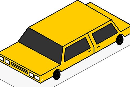 20 x 9 Auto/Truck/SUV Parking