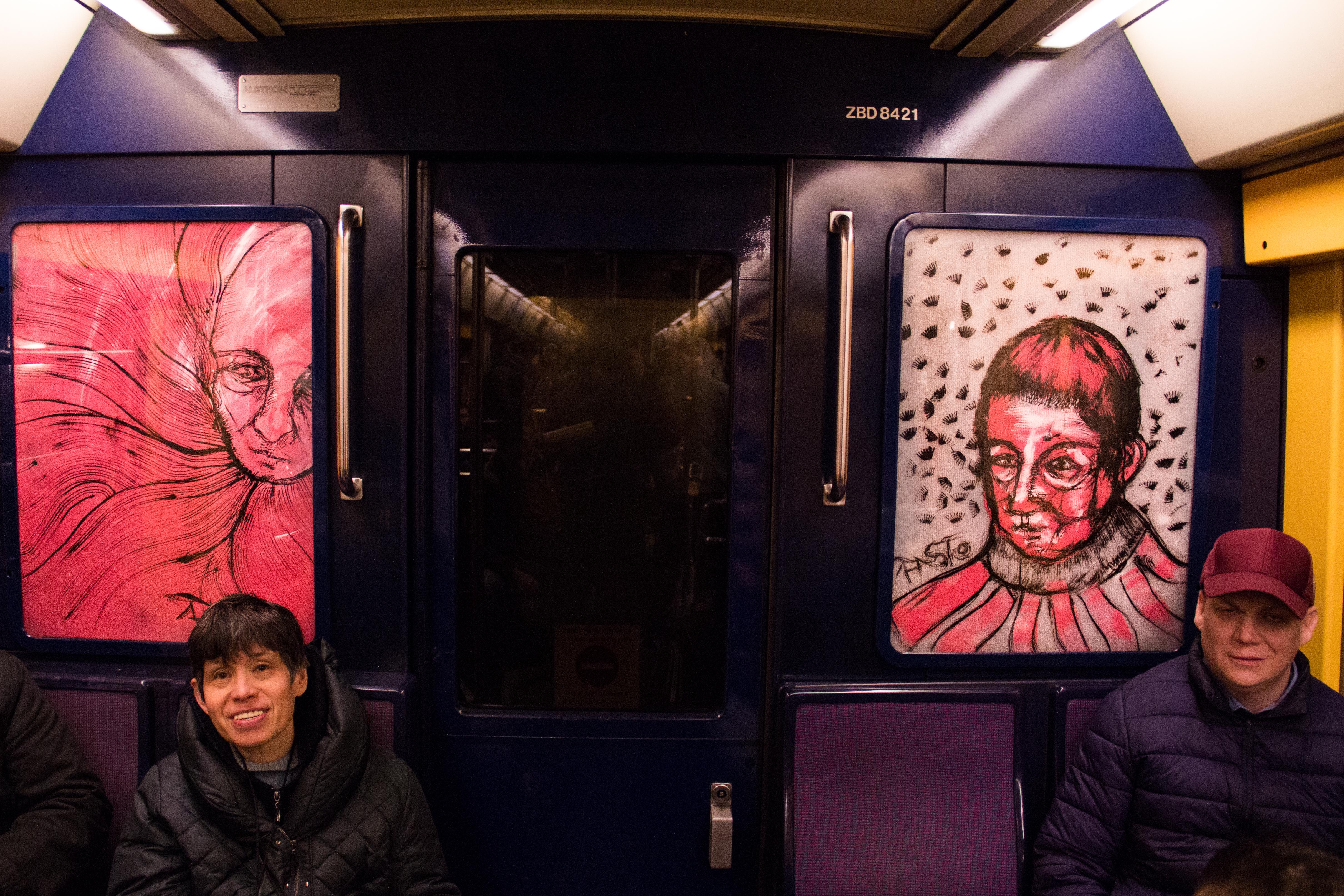 La Galerie du RER