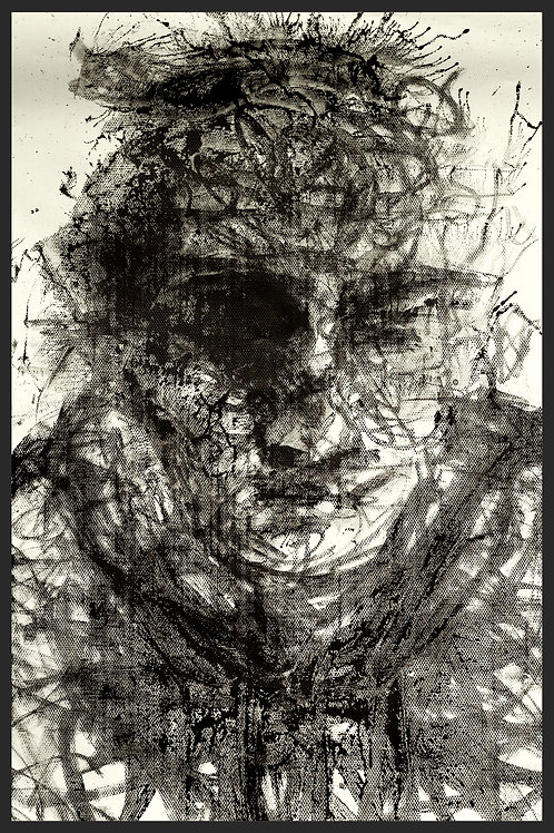 Peinture -- Fasto-- Portrait Chinois #1