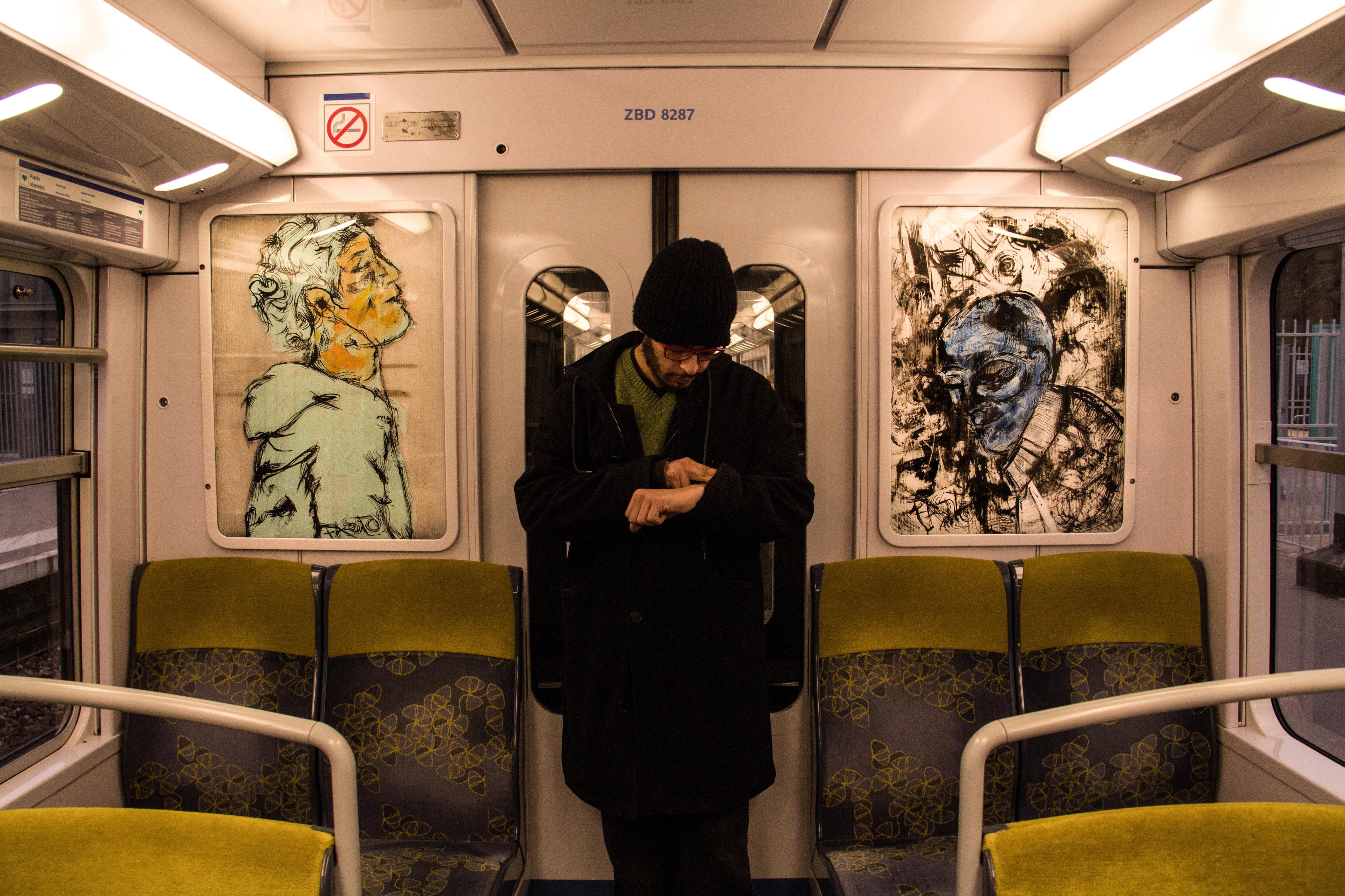 Galerie du RER Fasto