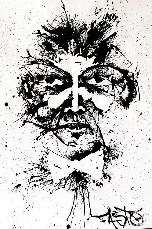 Peinture --Fasto-- The Butler