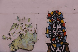 Collage in berlin Neukölnn