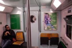 Galerie du RER