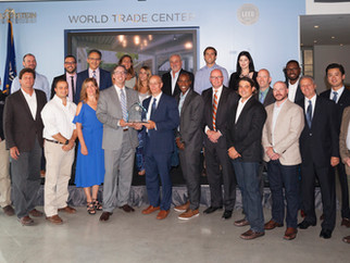 LERA Awarded AISC Award for 4 World Trade Center