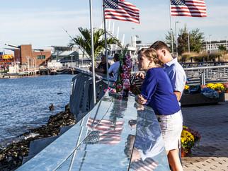 First Responders Memorial in Staten Island