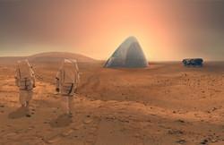 Ice House | Mars