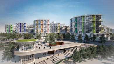 Loop 'N' Link Residences, Sunnyside Yards 2021 Design Challenge Finalist