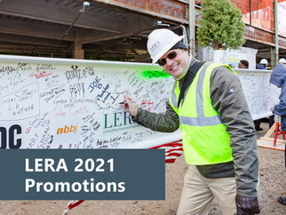 LERA 2021 Promotions, Douglas P. González Promoted to Partner