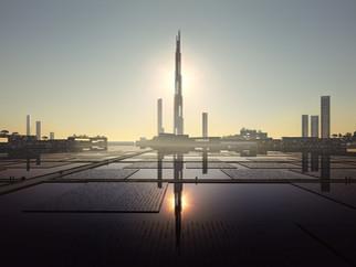 "LERA's Mile High Tower ""Next Tokyo"""
