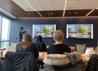 LERA Sponsors an Exclusive Presentation & Tour on Brandywine Realty Trust's Schuylkill Yards